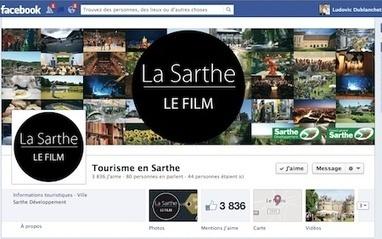 Retour sur la promotion de vidéo via Facebook ads « etourisme.info   Facebook Pages   Scoop.it