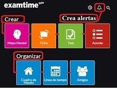 ExamTime. Entorno de Aprendizaje Personalizado para estudiantes y profesores | Herramientas y Recursos TIC Educativos | Scoop.it