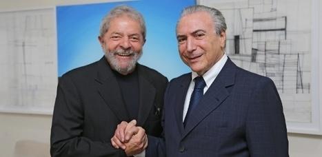 Prisão de Lula traria instabilidade ao país, diz Temer | Política | Scoop.it