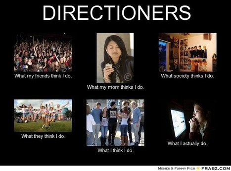 Directioners | What I really do | Scoop.it