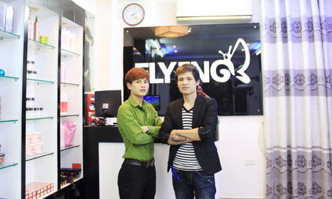 Trung tâm dạy học cắt tóc uy tín nhất Hà Nội   vé máy bay giá rẻ của Jetstar   Scoop.it