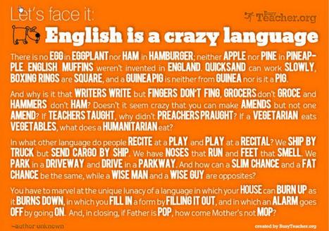 imagesenglish-is-a-crazy-language.jpg (660x464 pixels) | AL's 2013 English Humour Unit | Scoop.it