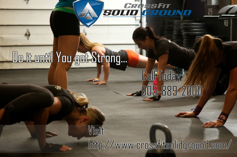CrossFit Solid Ground: Athletic Development | Crossfit | Scoop.it