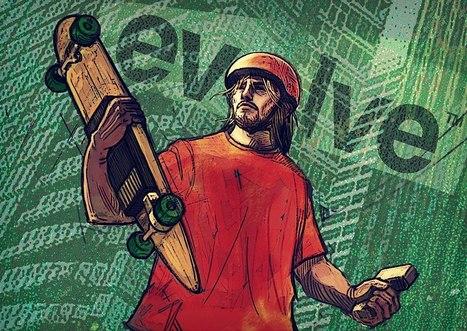 The story of Evolve Skateboards | Evolve Skateboards | Scoop.it