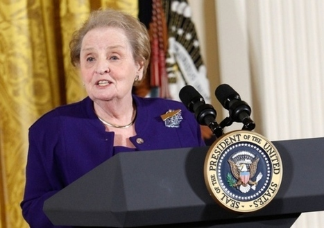 Scottish independence: Madeleine Albright warns of fragmented Europe - Edinburgh Evening News | My Scotland | Scoop.it