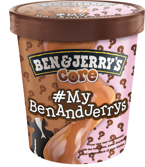 #MyBenAndJerrys competition invites tweeters to create brand new flavour | Opés | Scoop.it