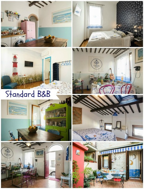 Best Le Marche Accommodations: Standard B&B, Civitanova Marche MC | Le Marche Properties and Accommodation | Scoop.it