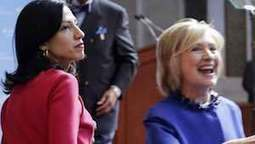 Huma Abedin, Daughter of Jihad | Criminal Justice in America | Scoop.it