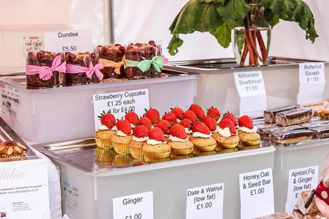 Comprar productos locales, Winchester Farmers' Market - Vivir Europa | Grupos de consumo | Scoop.it