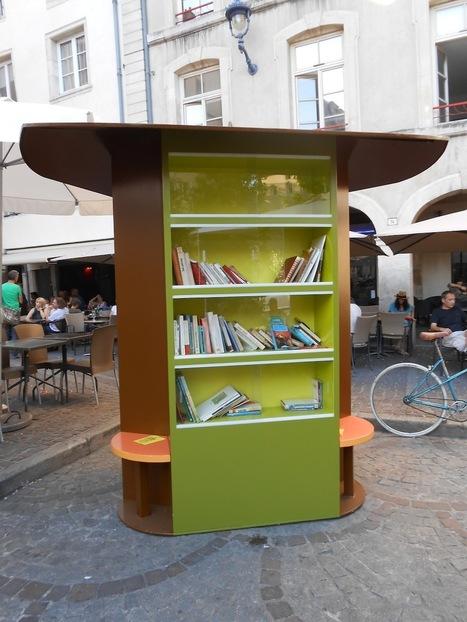 Nancy : un arbre aux livres au coeur de la ville | Bibliothèques | Scoop.it