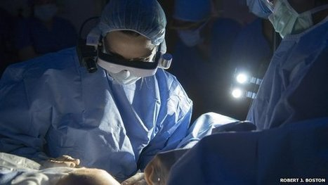 Goggles help surgeons 'see' tumours   Managing Technology and Talent for Learning & Innovation   Scoop.it