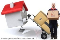 Man and Van Teams Can Help Render Safe Removals across London | Super Man and Van Removals Company | Scoop.it