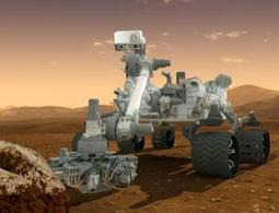 Curiosity result could confirm Mars life, says Levin - space - 23 November 2012 - New Scientist | Curiosity-1 | Scoop.it