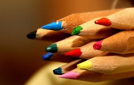 How to Use the Psychology of Color to Increase Website Conversions | PR and Marketing Strategies and Tips | Scoop.it