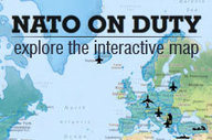 Mapa interativo | NATO | Scoop.it