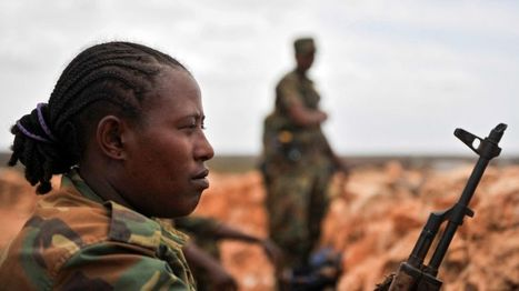 African Union troops in Somalia not paid for six months - BBC News | Maritime security | Scoop.it
