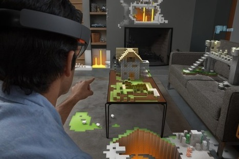 Microsoft HoloLens Hands-On: Incredible, Amazing, Prototype-y as Hell | 4D Pipeline - trends & breaking news in Visualization, Mobile, 3D, AR, VR, and CAD. | Scoop.it