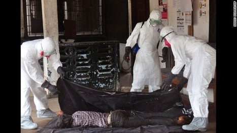 Ebola in the air? A nightmare that could happen | Virology News | Scoop.it