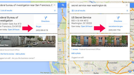 How a Hacker Intercepted FBI and Secret Service Calls With Google Maps | Senior Project | Scoop.it