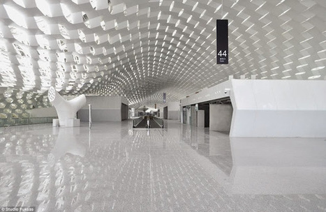 Deserted Places: China's newest - and emptiest - airport terminal | Urban Decay Photography | Scoop.it