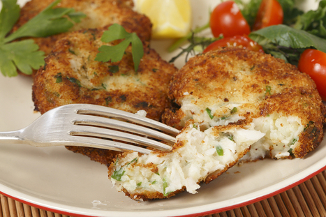 Easy Baked Fish Fillets   Trim Down Club   Scoop.it