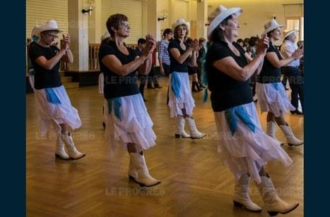 La line dance, l'esprit country en solo | L'actu country pour les pottoks | Scoop.it