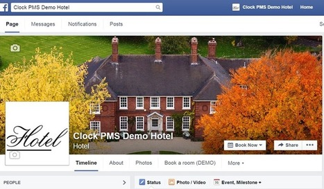 Get the best Facebook booking app with the Clock PMS booking engine | Hotel management systems | Scoop.it