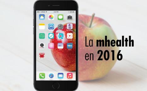 ¿Qué será de la mHealth en 2016? - Wake App Health | Fisioterapia y eSalud | Scoop.it