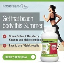 Raspberry Ketone and Green Coffee Bean | Ketone Balance Duo Review | Tips For Losing Weight | Scoop.it