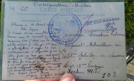Correspondance militaire 1915 | Nos Racines | Scoop.it