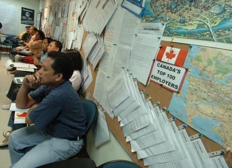 Canada: la fin de l'eldorado pour les Français en quête d'emploi? | Les liens de Hyacinthe | Scoop.it