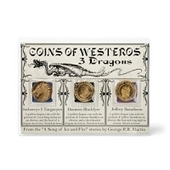 A Song of Ice and Fire Golden Dragon Coin Set - Game of Thrones Gifts | Cool Gift Ideas | Scoop.it