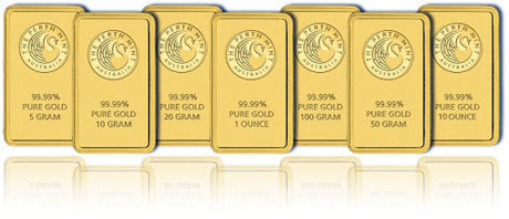 Les lingots d'or «kangourou» de la Perth Mint. | Les lingots en or! | Scoop.it