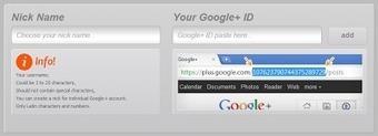 Homo - Digital: Crea una dirección personalizada de tu perfil de Google+ con gplus. | google + y google apps | Scoop.it