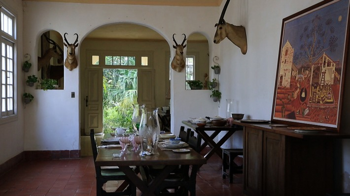 Papa Hemingway's comfortable, easygoing homestead in Cuba | Visiting The Past | Scoop.it