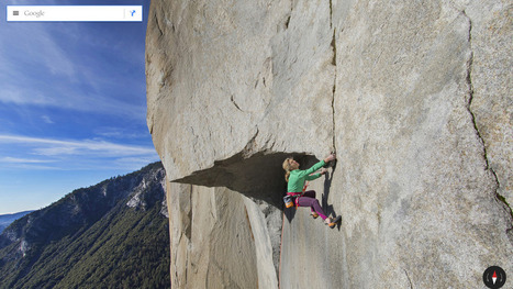 Google's first vertical Street View lets you climb Yosemite in the comfort of home | LibertyE Global Renaissance | Scoop.it