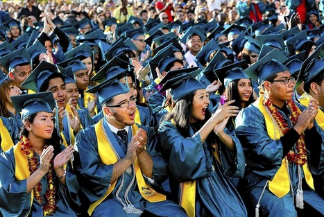 California's high school graduation rate passes 80% for first time | Public Education | Scoop.it