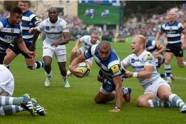 Head coach Mike Ford hails Bath Rugby's rampant first-half against London Irish - This is Bath   Rugby News and Interest   Scoop.it