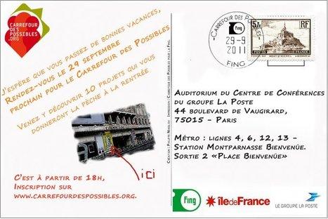 82e Carrefour des Possibles à Paris | reutilisation donnees publiques | Scoop.it