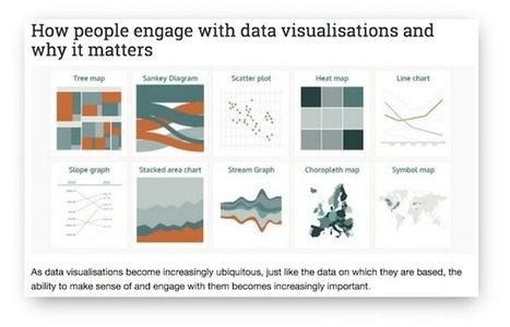 Article: How people engage with data visualisations | Strategy and Information Analysis | Scoop.it