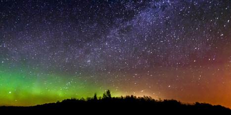 LOOK: New Meteor Shower Thrills Stargazers | Sustainable Futures | Scoop.it