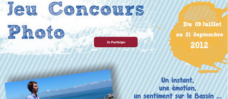 Jeu concours photo Facebook du Bassin d'Arcachon | Le Bassin d'Arcachon | Scoop.it