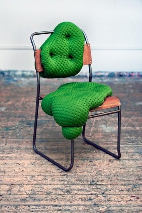 Design et upcycling par Charlotte Kingsnorth   F A I R E   Scoop.it