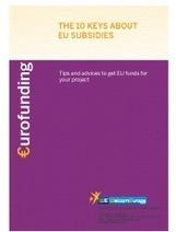 Les 10 points clés pour tout comprendre sur les subventions européennes | Veille appels à projets | Scoop.it