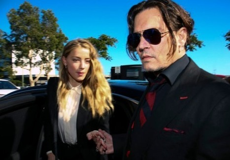 Disturbing Video Shows An Intoxicated Johnny Depp Smashing Wine Glasses And Threatening Amber Heard (VIDEO) | T.V.S.T. | Celebrity Gossip | Scoop.it