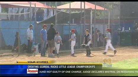 Cheating scandal rocks little league championship | Sports Ethics:  Jaworski, V. | Scoop.it