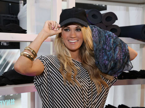 Carrie Underwood on Motherhood, Fitness and Her New Album   Country Music Today   Scoop.it