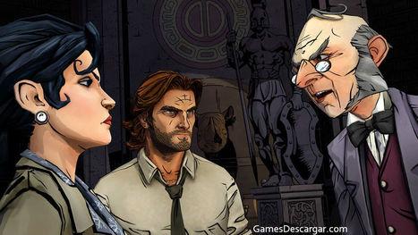 The Wolf Among Us Episode 1 - Faith PC Download   Games Descargar   Scoop.it