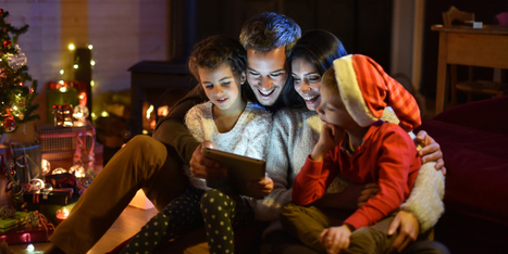 6 Christmas Stories Brought To Life On The iPad - MakeUseOf.com | iPads and Other Tablets in Education | Scoop.it