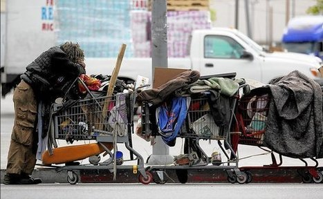 L.A. County's homeless population difficult to quantify | SocialAction2014 | Scoop.it